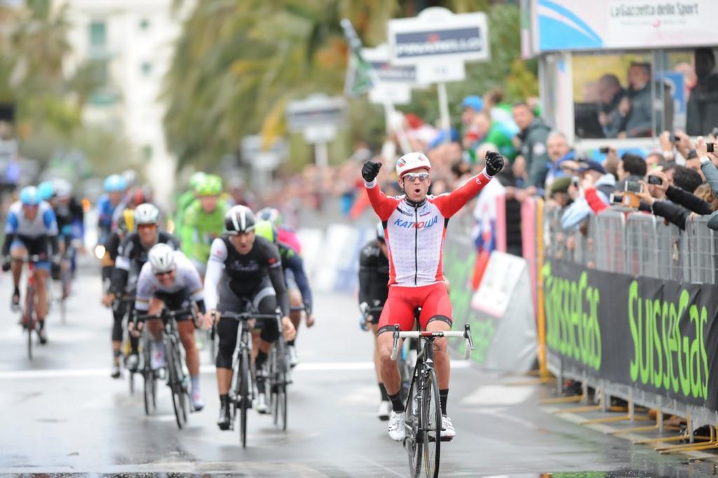 Retransmisión de la Milán-San Remo en La Ciclería