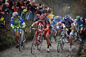 Tour de Flandes Café y Ciclismo en La Ciclería